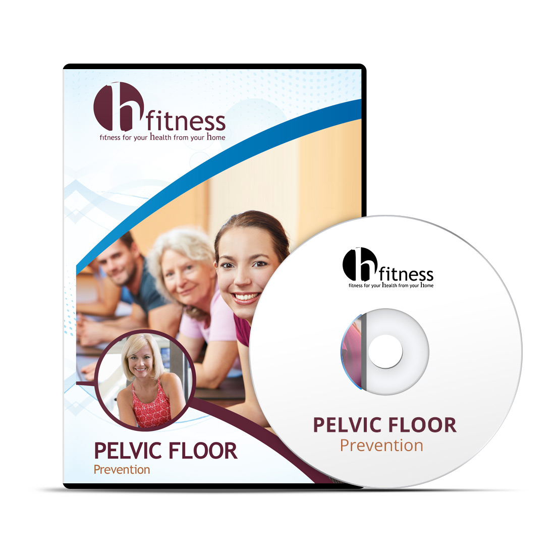 Fitness Dvd For Very Unfit: Hfitness 60